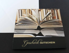 """Gutschein """"Bücher"""" 492010289"""