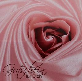 """Gutschein """"Rosa Rosen"""" , Art. GSL-492010207"""