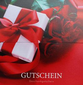 """Gutschein """"Rosen & Weihnachten"""" , Art. GSL-492010033"""