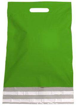 """Versandtragetaschen """" OFFLINE - grün"""""""