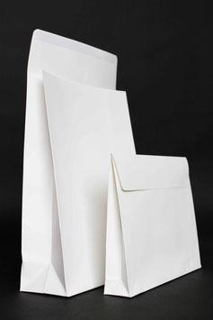 """Bodenbeutel """"gift bag white matt"""""""