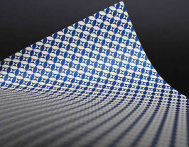 STA1665-0141A   SINGLE PATTERN BLUE