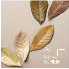 "Gutschein ""FALLING LEAVES"" 492010503"