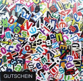 """Gutschein """"ABC"""" , Art. 492010285"""