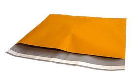 """Versandbeutel """" ONLINE - orange"""""""