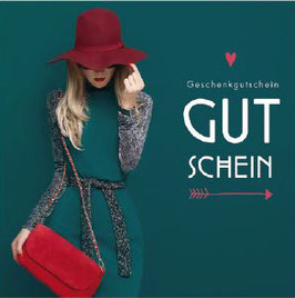 "Gutschein ""FASHION RED ACCESSORIES "" 4920104141"