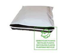 "Versandbeutel "" ONLINE - recycling weiß"""