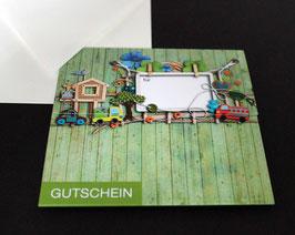 """Gutschein """"KIDS GARDEN"""" 492010242"""