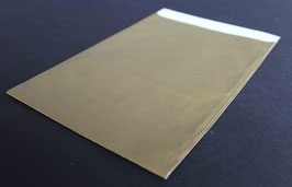 "Flachbeutel ""Gold"" coated 8007F"