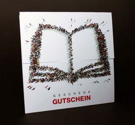 """Gutschein """"HUMAN BOOK"""" 492010283"""