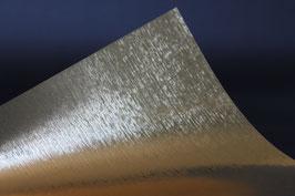 stwo 19911 Uni-Streifen, gold metallisiert, geprägt