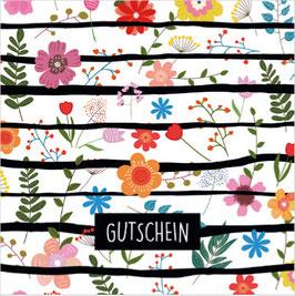 """Gutschein """"FLOWER GARDEN """" 492010361"""