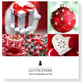 """Gutschein """"Frohe Weihnachten"""" 492510002"""