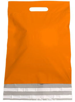 """Versandtragetaschen """" OFFLINE - orange"""""""