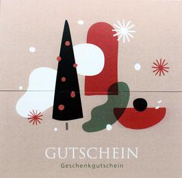 """Gutschein """"Weihnachten Grafik"""" , Art. 492510239"""