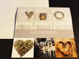 """Gutschein """"HOME"""" 492010018"""