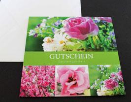"""Gutschein """"Floral"""" 492010253"""