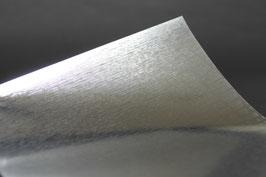 stwo 19912 Uni-Streifen, silber metallisiert, geprägt