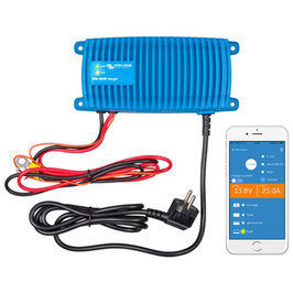 Victron Blue Smart IP67 Ladegerät 12/25 230V - 1 Anschluss