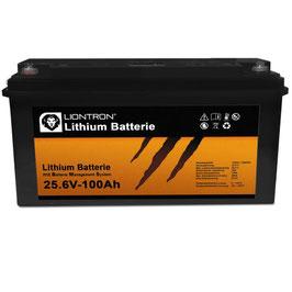 LIONTRON Lithium 24V 100Ah mit BMS