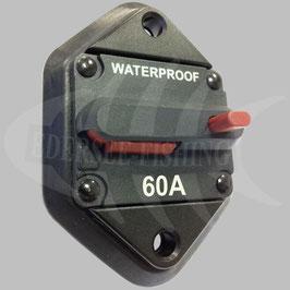 60A Sicherungs-Automat mit Resetschalter / Einbauversion