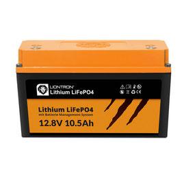 LIONTRON LiFePO4 LX 12,8V 10,5Ah (kein Bluetooth) 5 Jahre Hersteller Garantie