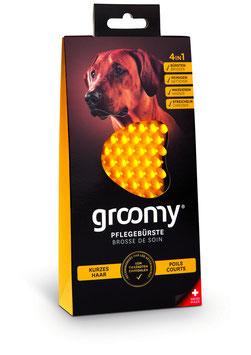 groomy® Wellness-Bürste