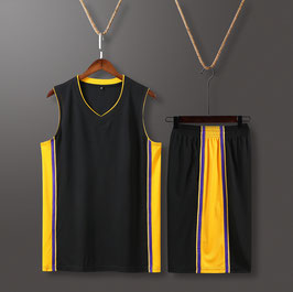 L.A Lakers Basketball Jersey Plain (available in kids sizes)