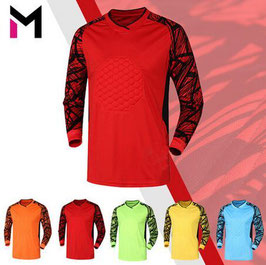 Goalkeeper Jersey 025 + padded pants/shorts-available in kids sizes