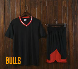 Short sleeve basketball jerseys (in kids and adults size)