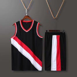 Portland Trailblazers Basketball Jersey Plain (available in kids sizes)