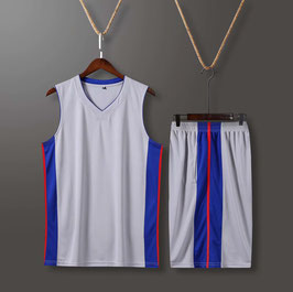Detroit Pistons Basketball Jersey Plain (available in kids sizes)