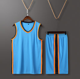 Oklahoma City Thunder Basketball Jersey Plain (available in kids sizes)