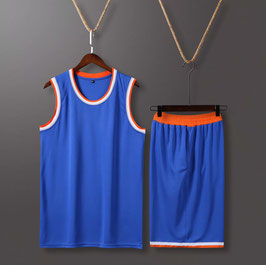 New York Knicks Basketball Jersey Plain (available in kids sizes)