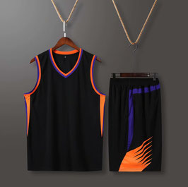 Phoenix Suns Basketball Jersey Plain (available in kids sizes)