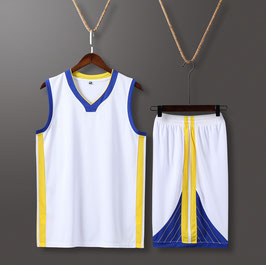 Golden State Warriors Basketball Jersey Plain (available in kids sizes)