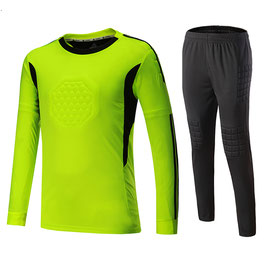 Goalkeeper Jersey 5201 + padded pants/shorts