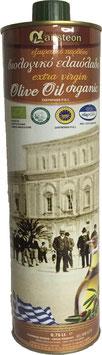 3 x Bio Olivenöl aus Zakynthos- kaltgepresst - extra nativ - sortenrein aus Koroneiki Oliven
