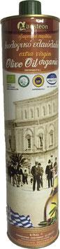 Bio Olivenöl aus Zakynthos- kaltgepresst - extra nativ - sortenrein aus Koroneiki Oliven