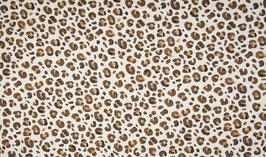 Leopard Camel Brown