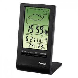 Hama LCD-Thermo-/Hygrometer TH-100