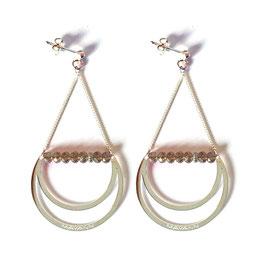BO geo perles - bronze