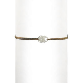 Bracelet cordon Cadenas