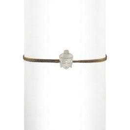 Bracelet cordon Bouddha