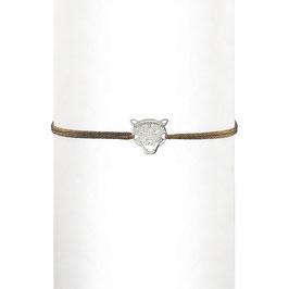 Bracelet cordon Tigre
