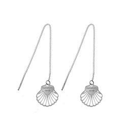 Boucles d'oreilles Coquillage (GM)