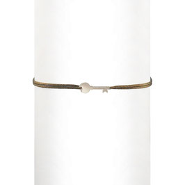 Bracelet cordon Clé