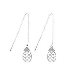 Boucles d'oreilles Ananas (GM)
