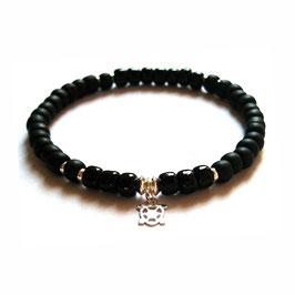 Bracelet Tortue - argent