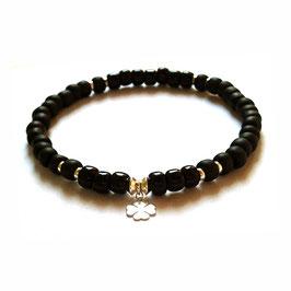 Bracelet Trèfle - argent